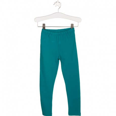 LEGGINGS VERDES BASICOSW17