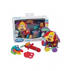 SET MORDEDORES PUPPY LLAVES PLAYGRO