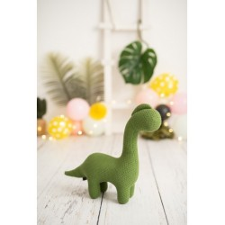 DINOSAURIO MINI CROCHETT